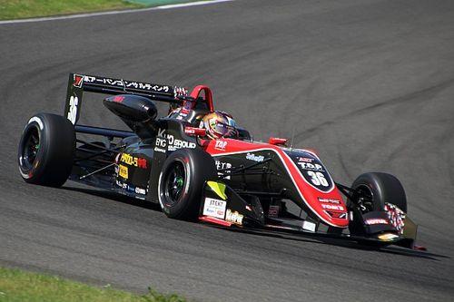 全日本F3 第15戦決勝|宮田莉朋が他を圧倒する速さをみせ今季5勝目