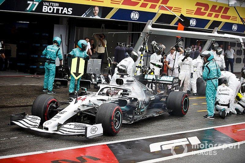 Что пошло не так у Mercedes? Глава тактического штаба команды проанализировал гонку в Хоккенхайме