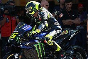 """Rossi: """"Desde Brno presiono a Yamaha para trabajar en la moto de 2020"""""""