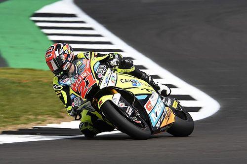 Misano Moto2: Di Giannantonio pole pozisyonunda