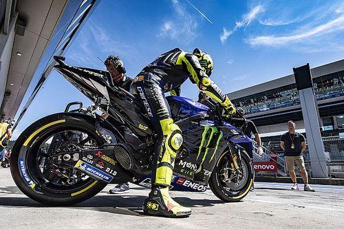 Dibanding musim lalu, Rossi rasakan kemajuan