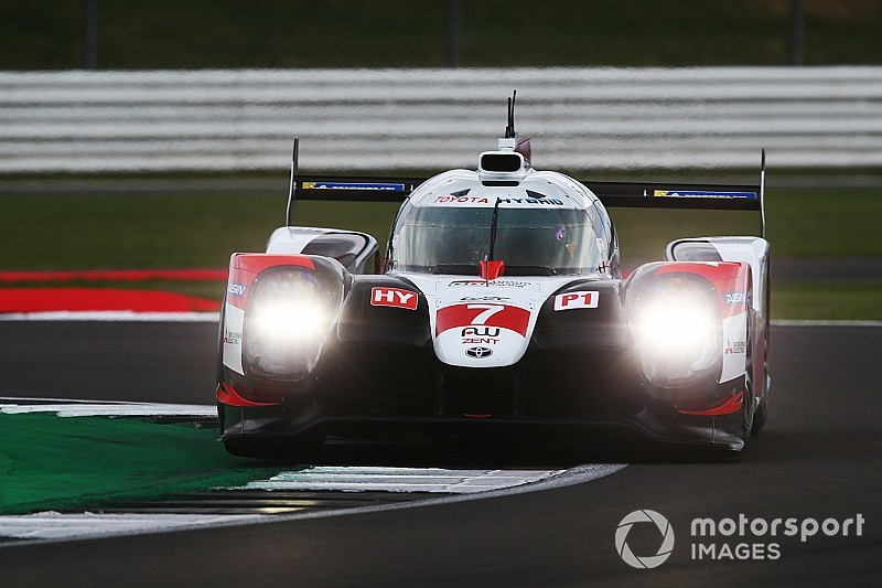 Silverstone-winning Toyota slowed by 1.4s at Fuji