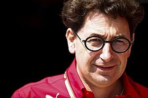 Binotto liczy na elastyczność F1