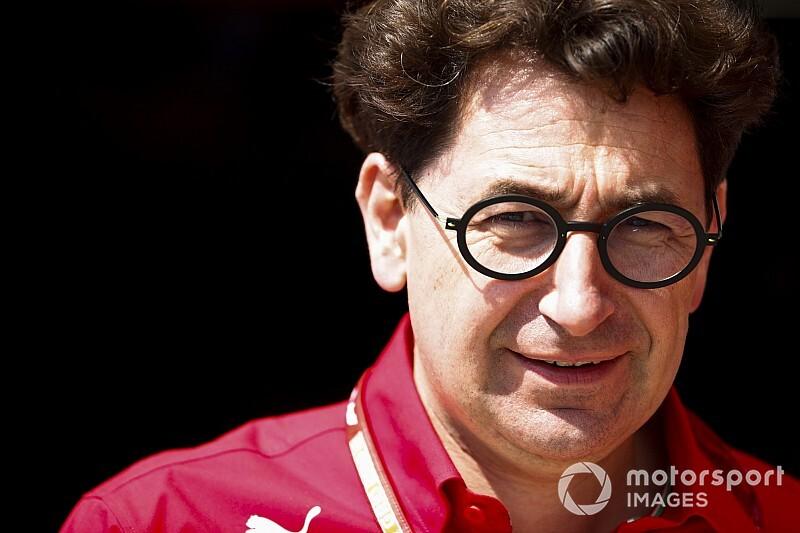 """Binotto: """"Ferrari hiç olmadığı kadar motive"""""""