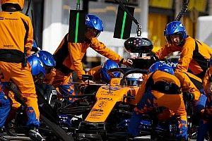 McLaren potrzebuje zmiany przepisów