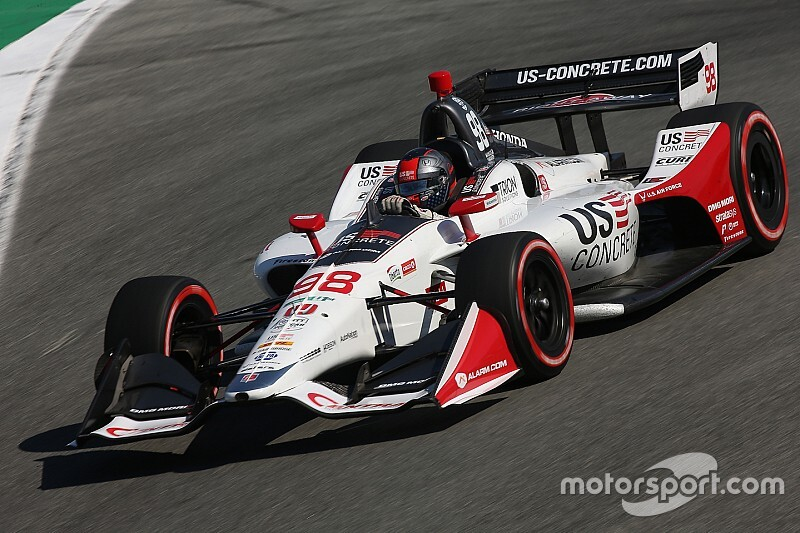 Andretti heading back to driving school to boost prospects