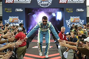 Bubba Wallace says social distancing may remain in NASCAR