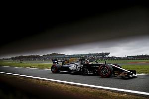 """Magnussen, Almanya yarışı öncesinde """"gerçekçi"""""""