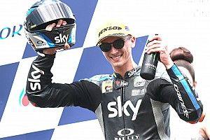 Moto2 Motegi: Marini claimt dominante pole-position