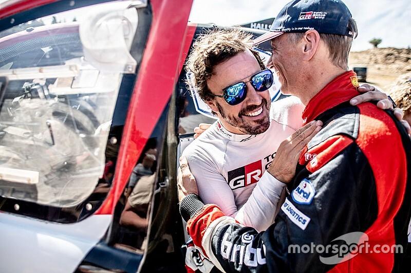 """El director del Dakar: """"Alonso tendrá que ser humilde"""""""