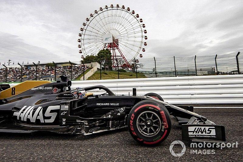 Grosjean: Suzuka muestra que una F1 de dos días podría funcionar