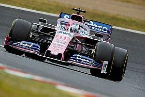 Racing Point jako Aston Martin