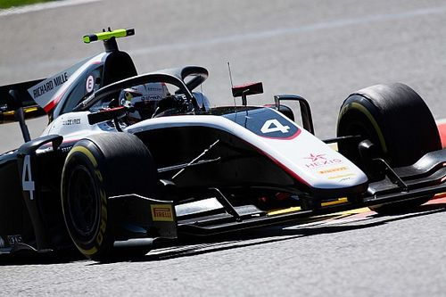 F2, Spa-Francorchamps: de Vries in pole, disastro Latifi