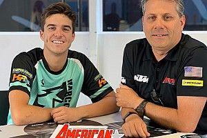 Marcos Ramírez dará el salto a Moto2 en 2020 con el American Racing