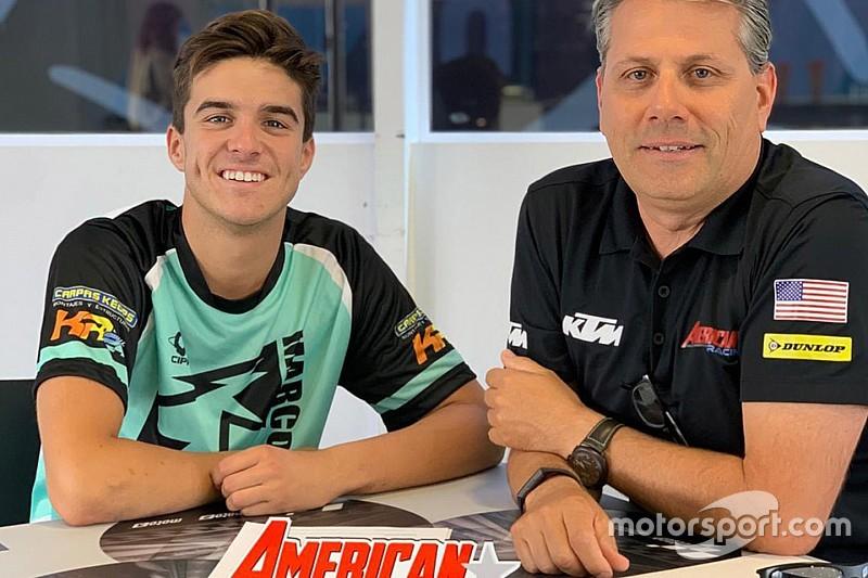 Marcos Ramirez passa in Moto2 nel 2020 con American Racing Team