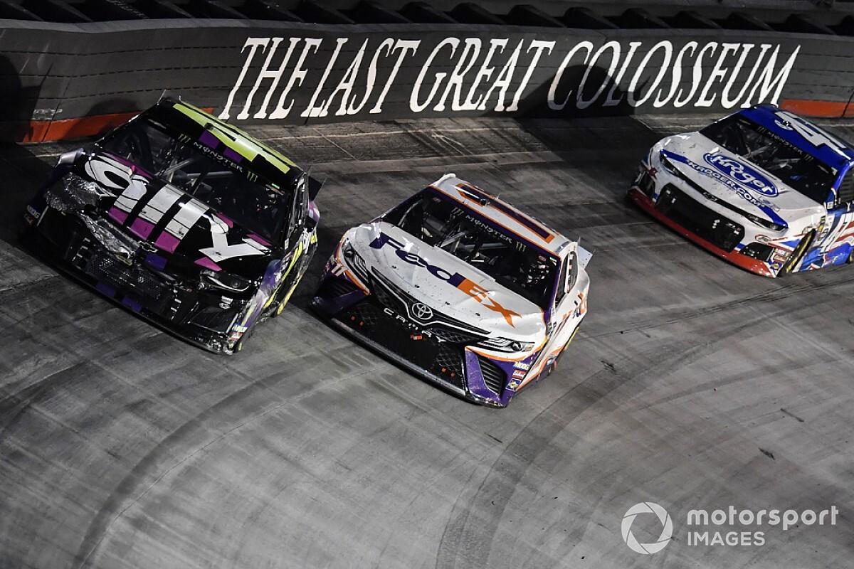NASCAR permitirá 30,000 fanáticos en la Carrera de Estrellas