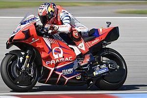 Fotos: la jornada de clasificación de MotoGP en Brno