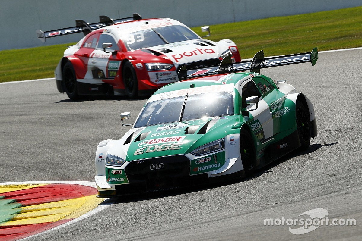 The slow-burner threatening to unseat Audi's DTM king