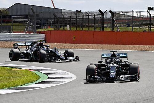 """Hamilton na dominante pole Silverstone: """"Had het nochtans lastig"""""""
