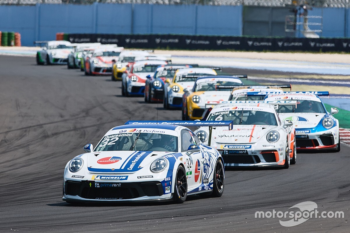 La Carrera Cup Italia riparte da Imola: orari e tv del weekend
