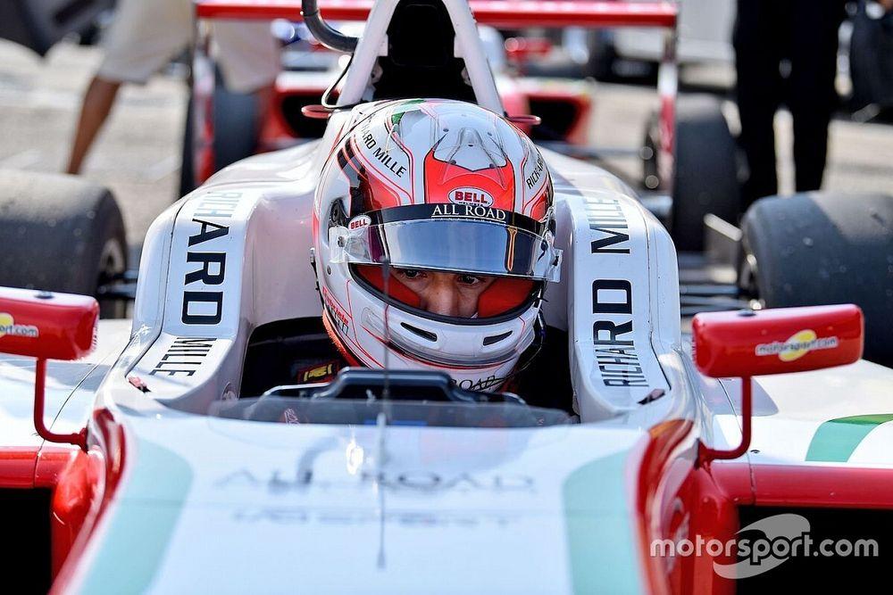 Formula Regional: la ART GP fa il colpaccio con Minì