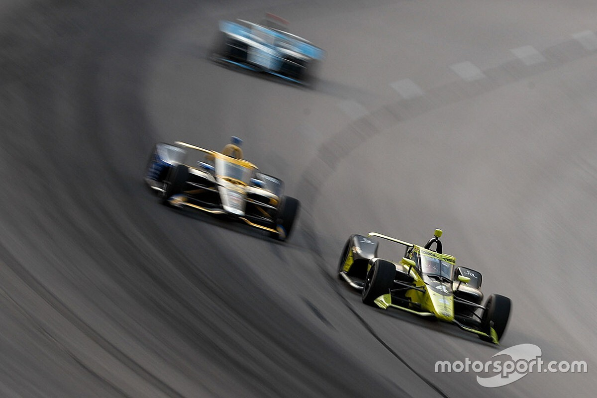 Gossage declares IndyCar restart a success, explains track issue