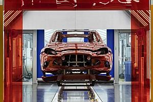 Aston Martin, 500 licenziamenti in vista