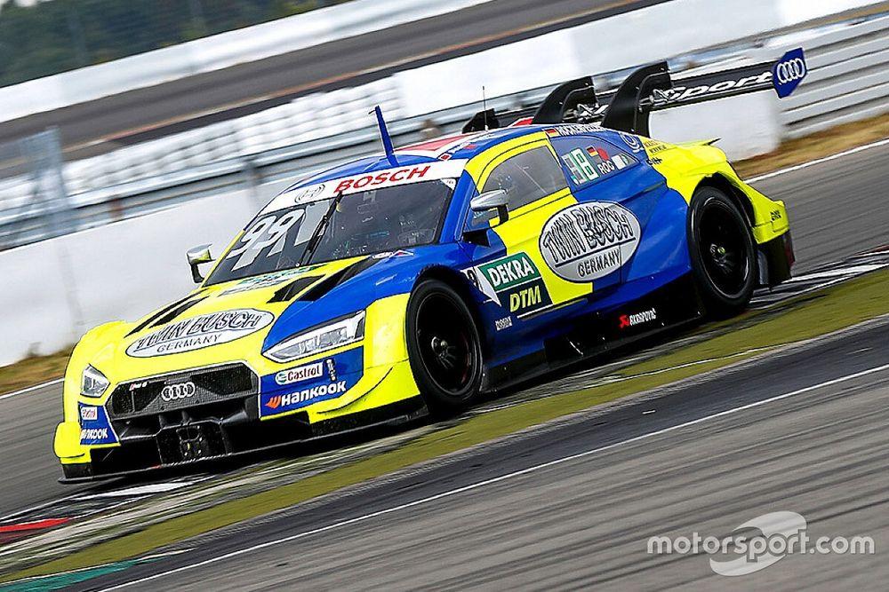 DTM, Test Nurburgring, Day 4: Rast al top al mattino con l'Audi