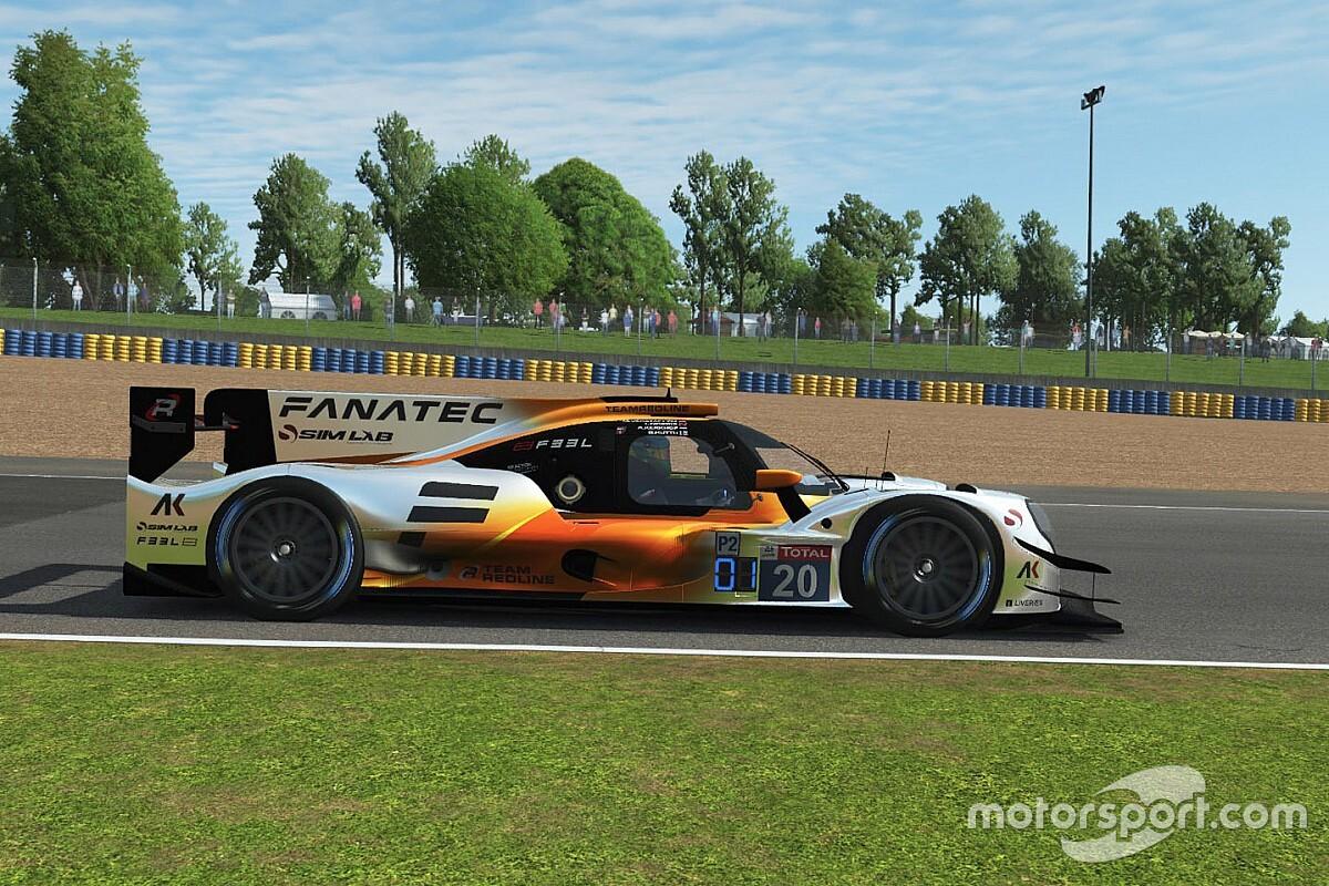 Norris/Verstappen entry rejoins Le Mans Virtual