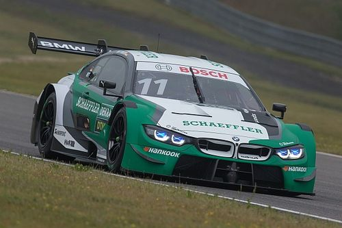 "Wittmann glad ""obvious"" DTM team orders now banned"