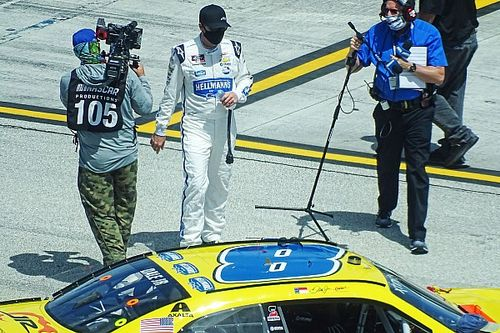 """Dale Earnhardt Jr to """"minimize my time"""" at track prior to race"""