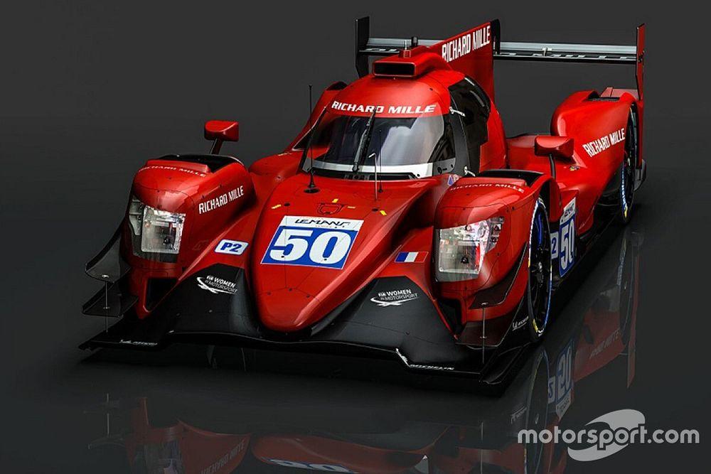 Equipo femenino toma Le Mans virtual como test para debut real