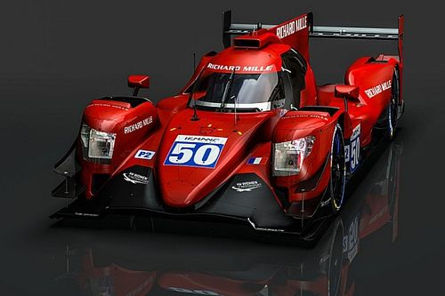 Equipo femenino toma Le Mans virtual como test para debut real