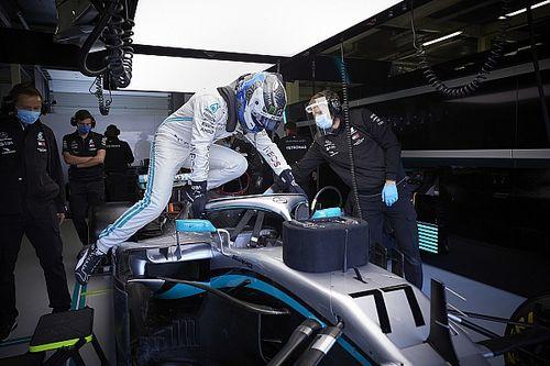 Frissített képgaléria a Mercedes privát tesztjéről az F1-es újraindulás előtt