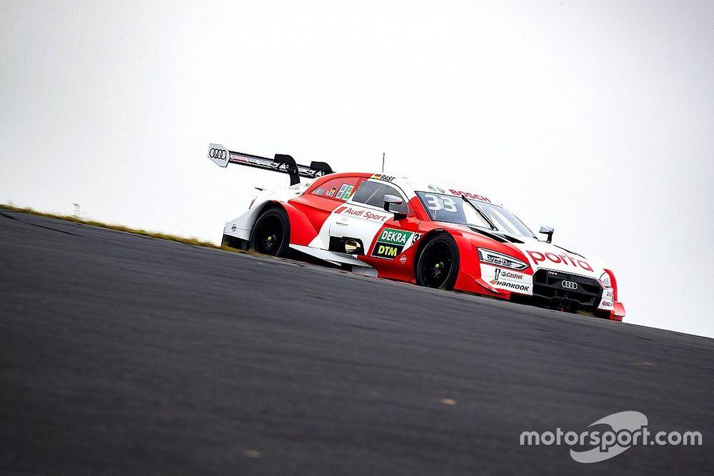 Can Rast overhaul Ekstrom's Audi DTM wins record?