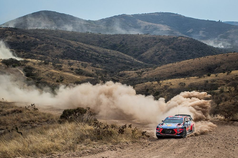 WRC reveals revised 2020 calendar, adds Estonia