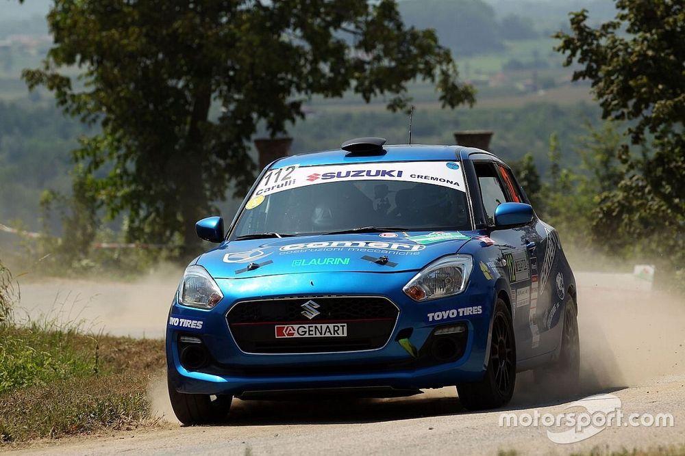 Al 67°^ Rallye Sanremo duelli aperti nella Suzuki Rally Cup