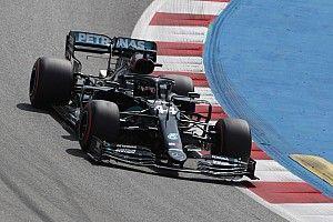 Drugi trening dla Hamiltona