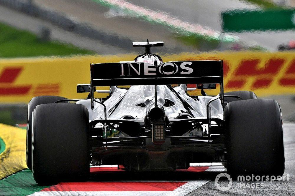 Guai Mercedes per la simulazione delle sterzanti posteriori?