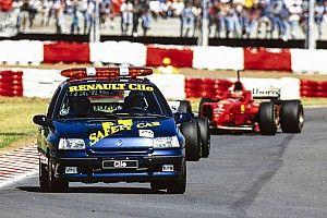 Не только серебристые Mercedes. Какие машины безопасности использовались в Ф1