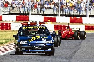 Gallery: History of safety cars in Formula 1