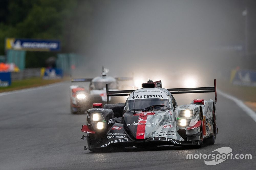 """Rebellion admits wet Le Mans would be """"nightmare"""""""