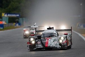 "Rebellion admits wet Le Mans would be ""nightmare"""