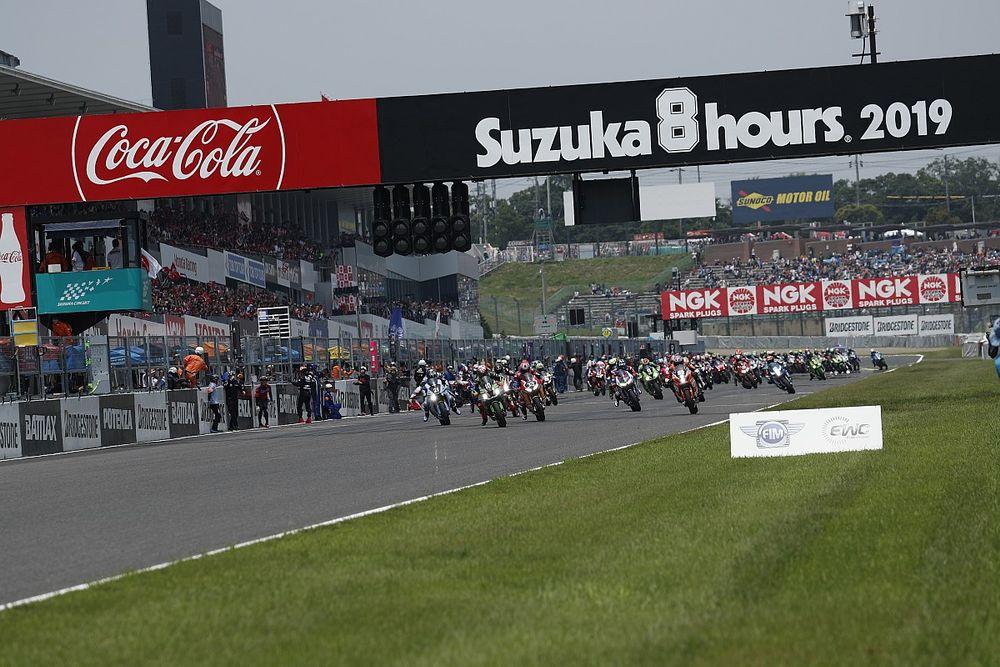 Suzuka 8 Saat yarışı iptal edildi