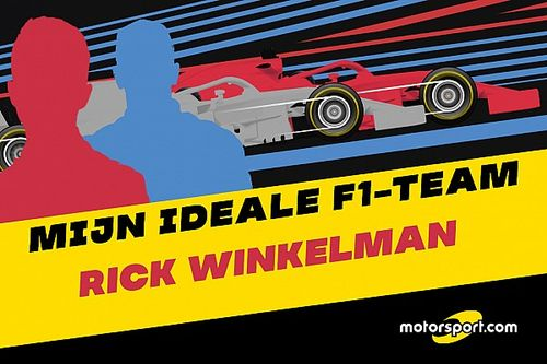 Mijn ideale F1-team: autosportjournalist Rick Winkelman