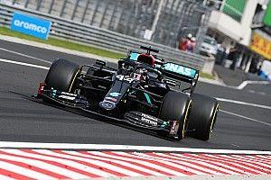 """Mercedes explique la """"confusion"""" avant le dernier arrêt de Hamilton"""