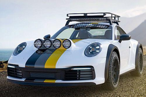 Porsche fuori dagli schemi: ecco la 911 che ripercorre la Parigi-Dakar