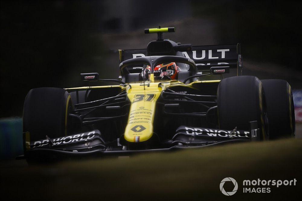F1: Renault confirma atualizações para Silverstone e espera dar passo adiante