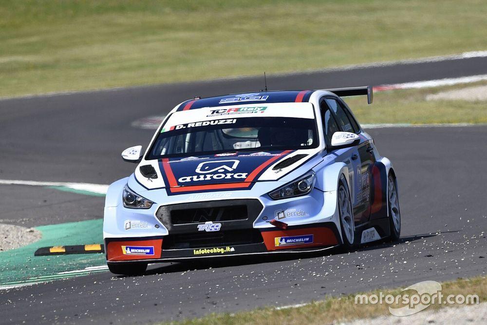 TCR Italy: primo successo per Reduzzi in Gara 2 al Mugello