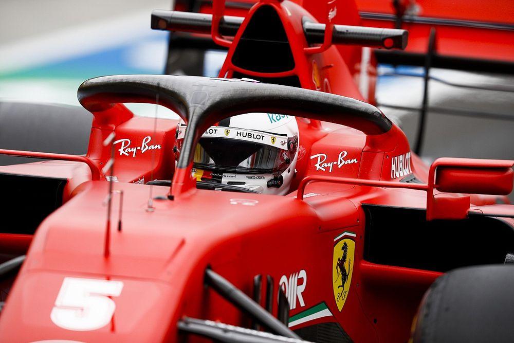 Ferrari обновит систему охлаждения к Сильверстоуну